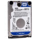 "HARD DISK WESTERN DIGITAL 2,5"" Scorpio Blue 500GB 8MB 5400rpm SATA-3 WD5000LPCX"