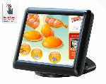 "PC POS TOUCH SCREEN SX158CB TOUCH SCREEN LED 15"" 1024x768 CPU Intel Atom D525 1.8GHz/2GB DDR3-1333/HDD 160GB//VGA Intel X3150/2x RS-232/1x PARALLELA/2x LAN 10-100-1000MB/4x USB 2.0/FREE DOS"
