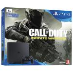 PLAYSTATION 4 SLIM 1TB PS4 + COD: Call of Duty Infinite Warfare [Bundle]