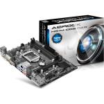 SCHEDA MADRE ASROCK INTEL H81M-DGS R2.0 DDR3/DDR3L Core i3/i5/i7 All in One USB 3.0 SK-1150