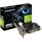 SCHEDA VIDEO GT710 2GB DDR5 1xVGA-1x DVI-1xHDMI Low Profile GIGABYTE