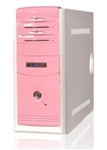 CASE PER PC  COLORE PINK HERO 11P NO ALIMENTATORE