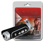 LETTORE MP3 NILOX CLIP TUBE 2GB COLORE BLACK