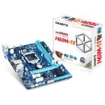 SCHEDA MADRE GIGABYTE INTEL GA-H61M-S1 DDR3 Core i3/i5/i7 All in One (Rev. 3.0) SK-1155
